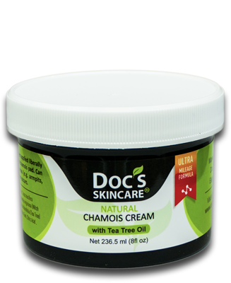 Doc's Natural Chamois Cream for Cyclists